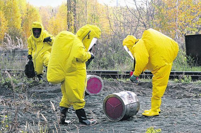 ВоФлориде висточник питьевой воды попали радиоактивные вещества