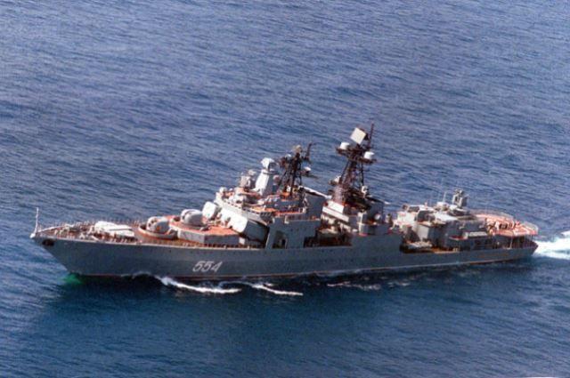 Корабли РФ иКитая отработали на общих учениях задачи поПВО