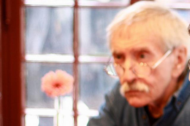 Нестало известного американского драматурга Эдварда Олби