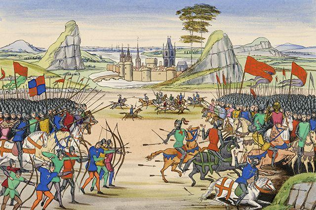 Битва при Пуатье.