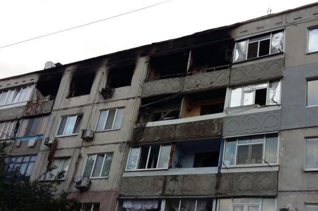 НаДнепропетровщине произошел взрыв вмногоэтажке