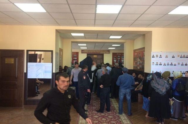 Явка навыборах вДагестане составила 70%