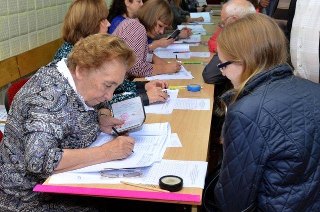 Порядка 30% селян и 23% горожан пришли на выборы.