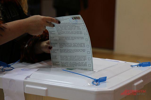 Явка избирателей вПрикамье составила практически 22% на15.00