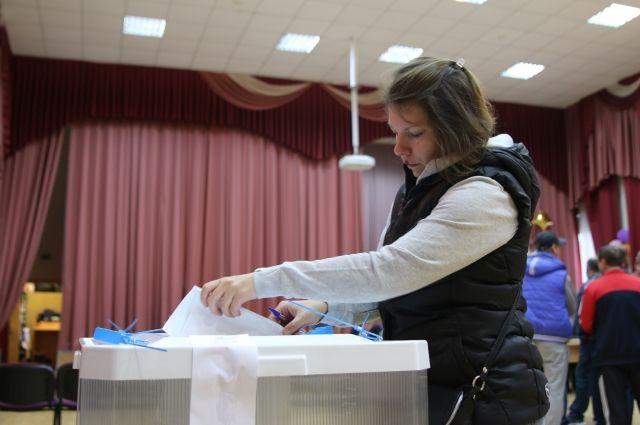 Голосование в Омской области заканчивается.