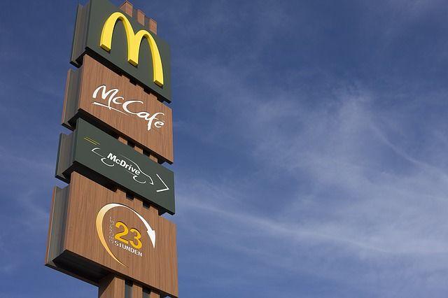 Сети McDonald's угрожает штраф в500 млн долларов занеуплату налогов