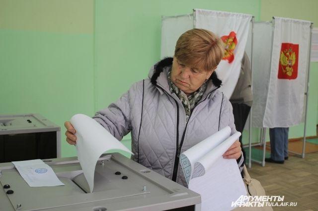 Еxit-poll: «Единая Россия» лидирует навыборах вНижегородской области