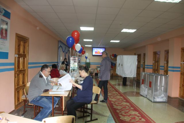 Выборы прошли в Омской области 18 сентября.