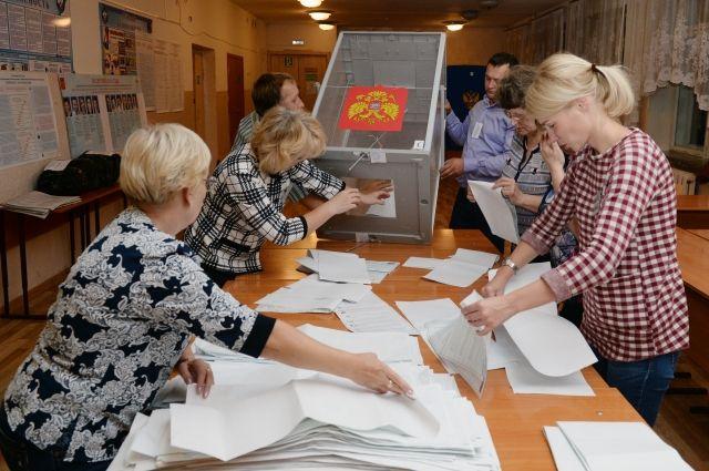 Объявлены первые результаты выборов в Государственную думу вТамбовской области