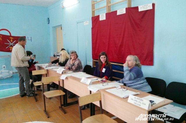 На 88 избирательных участках было перенесено время голосования