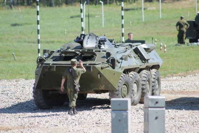 Военные выдержали эксперимент попсихологической подготовке под Волгоградом
