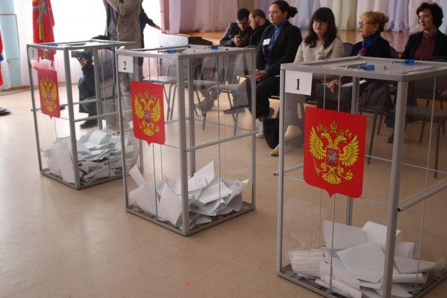 ЦИК: В Государственную думу проходят семь партий