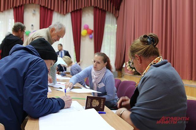 Явка наизбирательных участках закрытого типа в столице составила 92%