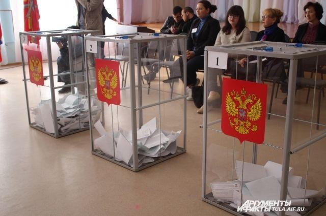 Нарегиональных выборах в РФ победу одерживают действующие губернаторы