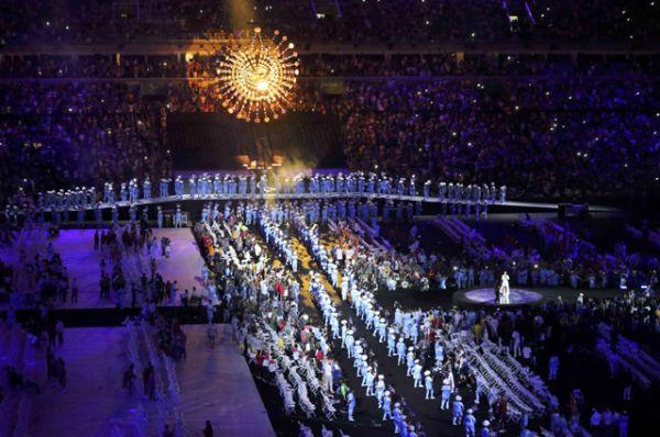 Второе место Паралимпиады-2016 досталось сборной Великобритании.