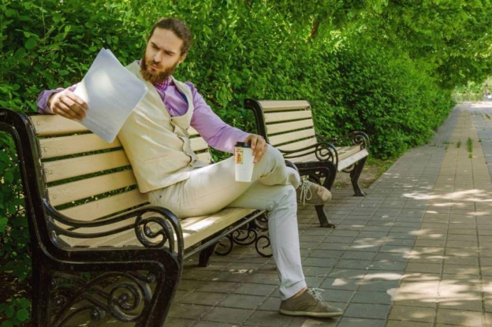 Михаилу 26 лет, родился он в Северодвинске, в Ростов-на-Дону переехал в 2003 году.