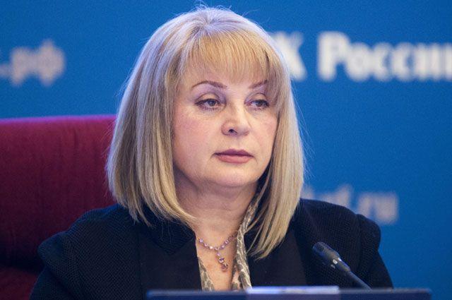 Памфилова поведала овыборах без «вводных сверху»