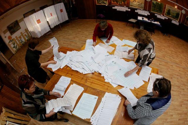ВБелгородской области КПРФ продолжает обгонять ЛДПР