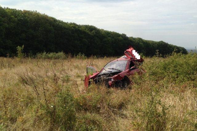 Неопытная автоледи разбилась насмерть вДТП наСтаврополье