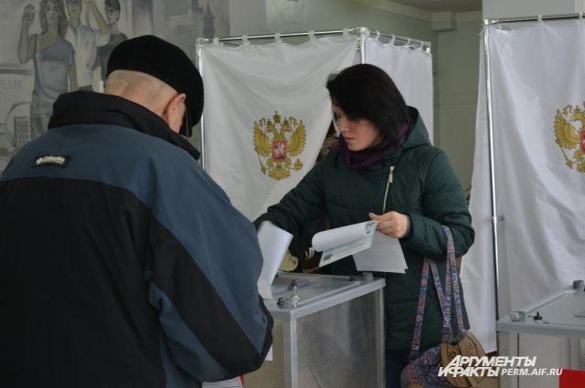 Навыборах руководителя Коми после обработки 100% протоколов выигрывает Гапликов