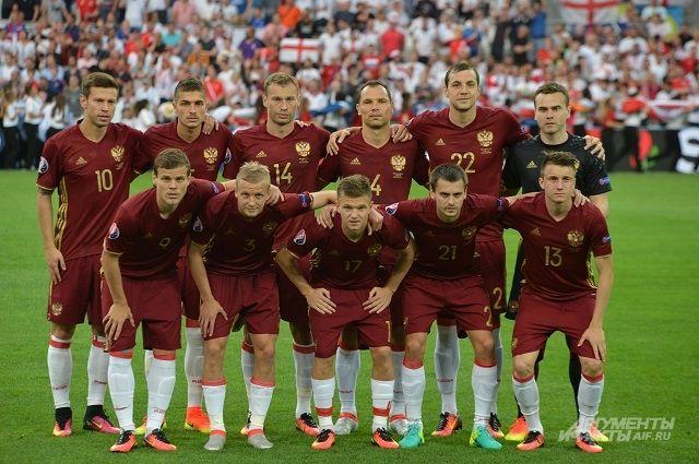 Сборная Российской Федерации может провести товарищеский матч срумынами наюге страны