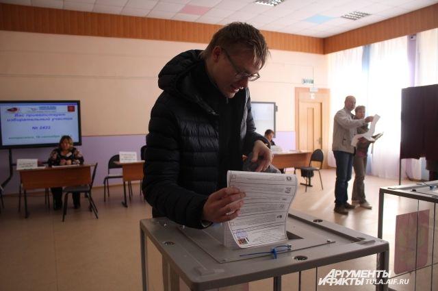 «Единая Россия» предварительно лидирует навыборах впетербургский ЗакС