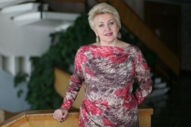 Татьяна Людмилина возглавляла филармонию с 13 января 2014 года