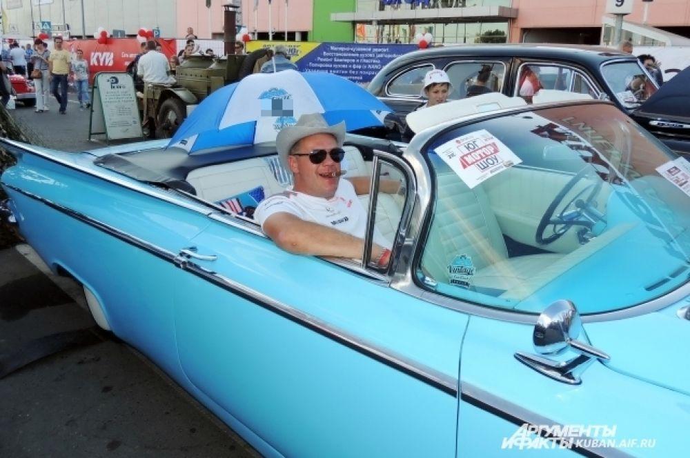 Американский автомобиль «Бьюик Электра», серийно производившийся с конца 50-х годов.