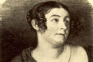 Елизавета Хитрово питала нежные чувства к поэту Пушкину, который был моложе ее на 16 лет.