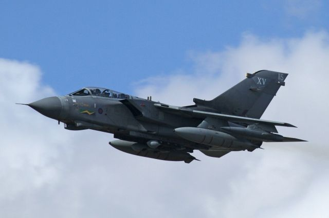 Англия признала удары повоенным вСирии