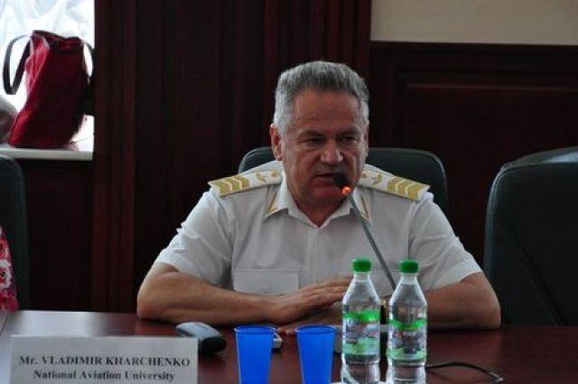 Экс-ректора НАУ Харченко отправили под домашний арест