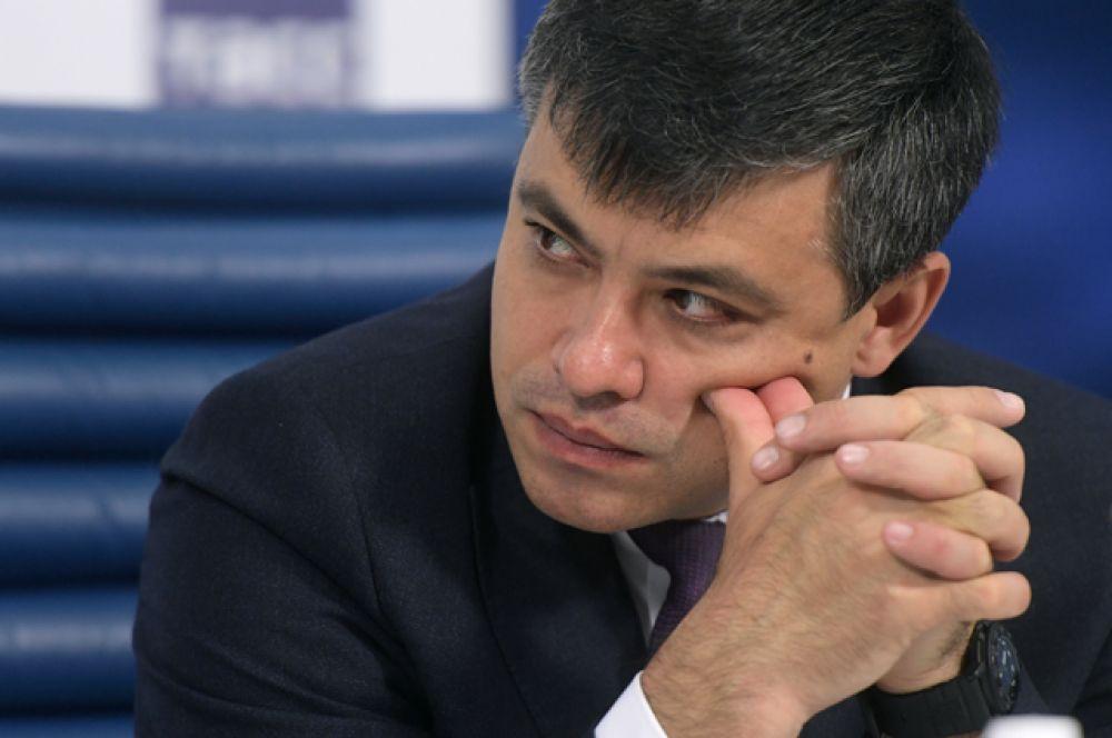 Руководитель отдела детской хирургии Научного центра здоровья детей РАМН Дмитрий Морозов.