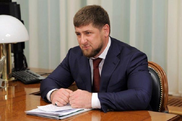 рамзан кадыров назван победителем выборах главы чечни