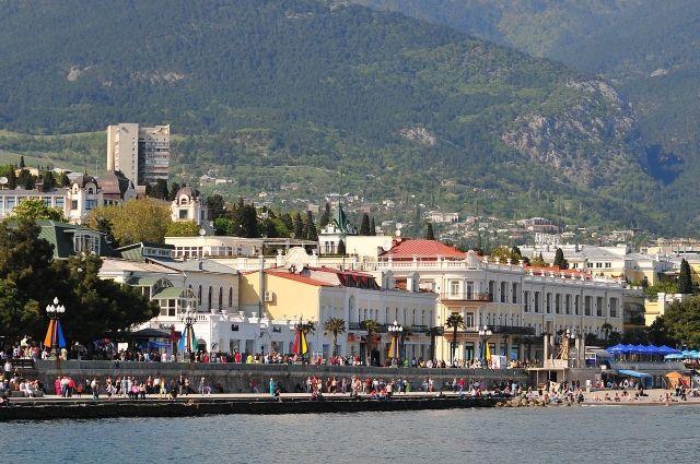 Порешению арбитражного суда Крыма комплекс «Еда» нанабережной Ялты снесут