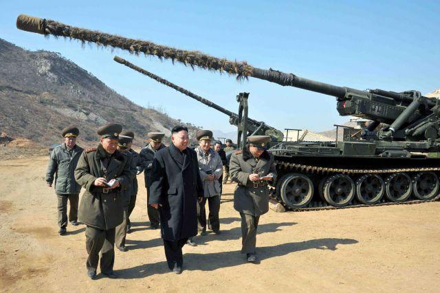 Южная Корея иСША отработают вероятные удары поядерным объектам КНДР