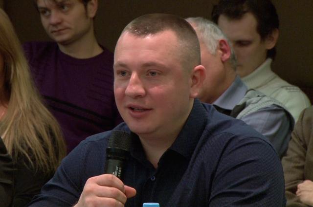 Лидер организации «Оплот» Евгений Жилин убит натерритории Российской Федерации