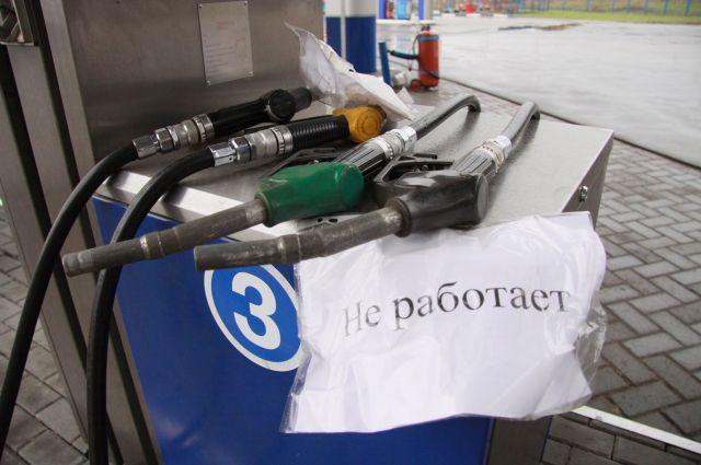 Красноярские владельцы автомобилей отмечают падение цен набензин