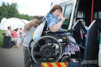 Поддержка и внимание - самое необходимое для инвалидов.