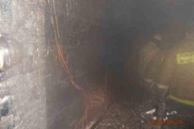 5 квартир обгорело наПравдинской вНижнем Новгороде: умер человек