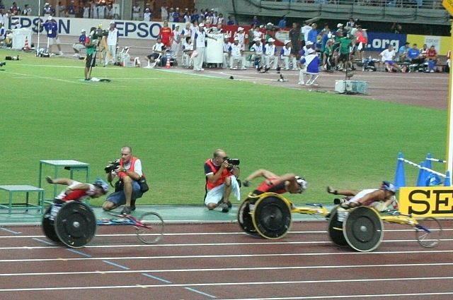 Паралимпиада 2012 года в Лондоне стала настоящим триумфом российской сборной.