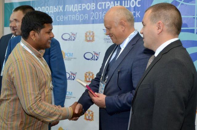 В Омск прибыло полторы сотни делегатов из стран ШОС.