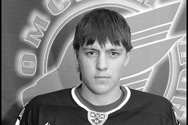 В подземном переходе появится портрет погибшего хоккеиста.