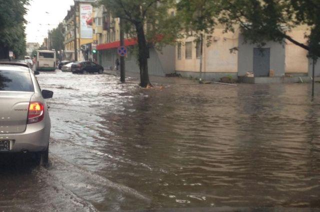 ВСочи ввели режим повышенной готовности из-за неблагоприятного прогноза погоды