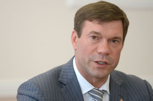 Олег Царёв.