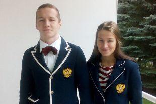 Михаил Кулябин и Екатерина Краева.