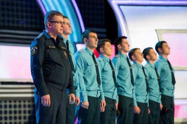 «Есть смысл спасать» - команда воронежского института ГПС МЧС России