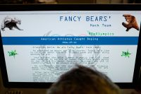 Сайт хакерской группы Fancy Bears, на котором опубликована вторая часть данных, полученных после взлома базы ВАДА.