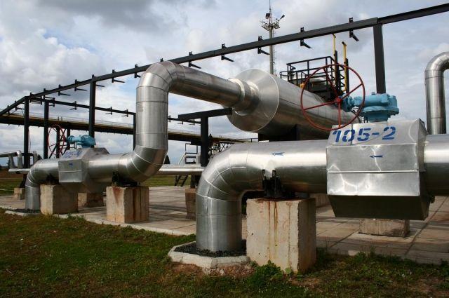 Жителям области подключают газ