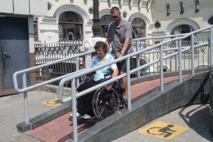 В крае создается все больше доступных мест для людей с ограниченными возможностями.