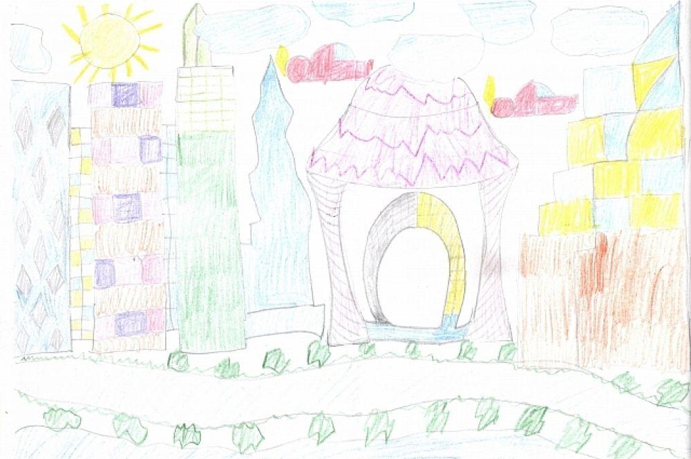 Участник №22. Бабаканова Фатима, 5 лет, Детский сад №181.